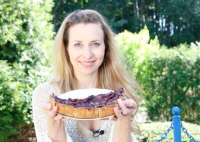 Tereza Bebarová s koláčem, Čas na TE.BE.